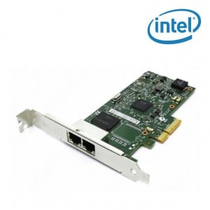 Intel I350-T2 Intel Ethernet Server Adapter-I350T2V2BLK