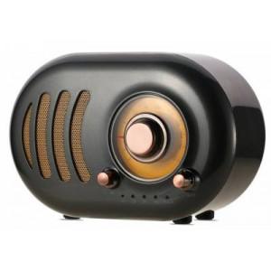 Remax RB-M31 Fm Retro Black Bluetooth Speaker