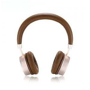 Remax RB-520HB Gold Bluetooth 4.2 Headphone