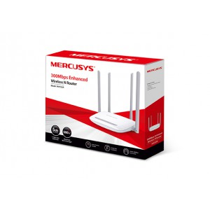 Mercusys 300Mbps Enhanced Wireless N Router