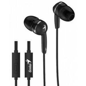 Genius HS320 Black Earphone