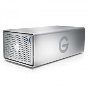 """G-Technology 0G04098 G-Raid G1 3.5"""" 16TB (2x8TB) 7200RPM USB3.0 and Thunderbolt 2 External Hard Drive (HDD)"""