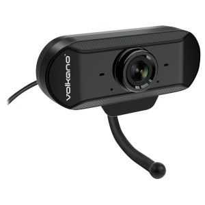 Volkano Zoom Series 1080P USB Webcam