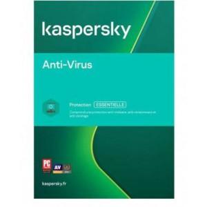 Kaspersky Antivirus 2020 3pc + 1 01 year e-license