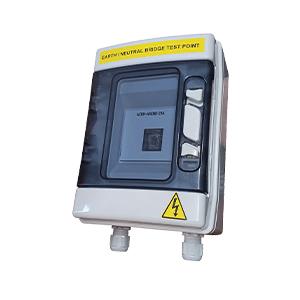 Segen Earth Neutral Bridge Box for AC Protection Box