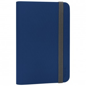 Targus Univ. 7-8'' Tablet Foliostand Case - Blue