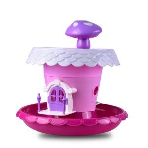 Jeronimo - DIY Garden House Play Set - Pink