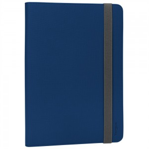 Targus Univ. 9.7-10.1''Tablet Foliostand Case - Blue