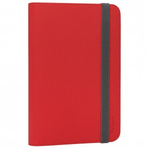 Targus Univ.7-8'' Tablet Foliostand Case - Red