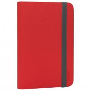 Targus Univ.7-8'' Tablet Foliostand Case - Red