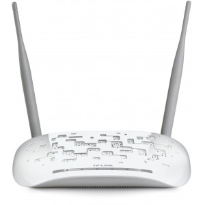 TP-LINK 300Mbps Wireless N Access Point, Atheros, 2T2R, 2.4GHz, 802.11n/g/b, Passive PoE
