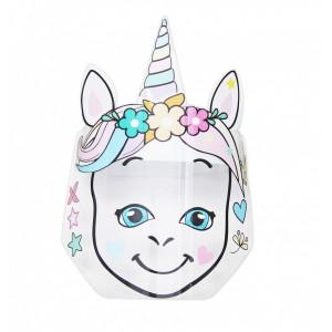 Kids Face Shield - Unicorn