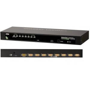 ATEN 8-Port USB/PS2 Combo KVM Switch CS1308