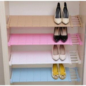 Fine Living Adjustable Closet Organizer - Small