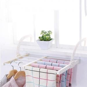 Multi-use Drying & Storage Rack - White