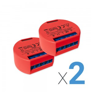 Shelly 1PM - Two Pack