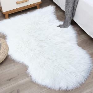 Nordic Rug 60 x 140 - White