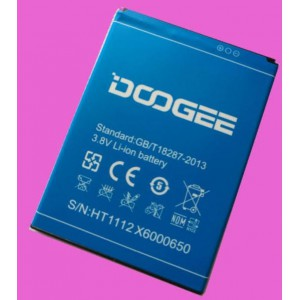 Replacement battery for Doogee x6 Pro