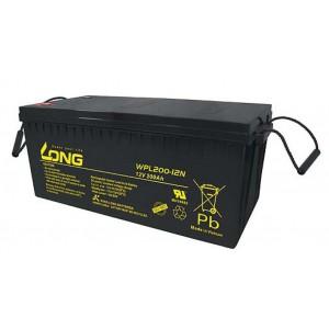LONG® WPL 200AH 12V AGM Inveter Battery