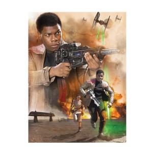 Star Wars: Episode VII - Finn Art
