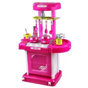 Jeronimo Toy - Kitchen Play Set - Girl