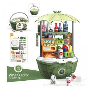 Jeronimo - SuperBasket 2-in1 Supermarket