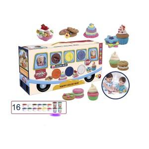 Jeronimo - Dough Food Truck Set