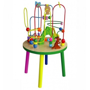 Jeronimo - Creative Colour Wooden Play Table