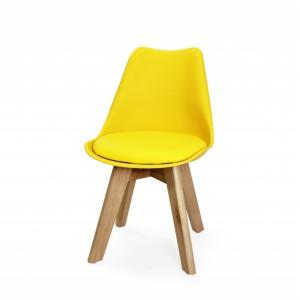 Alexa Kids Chair - Yellow