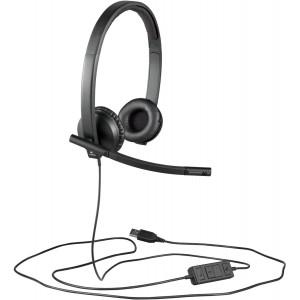 Logitech 981-000100 - Headset USB PC Stereo 960