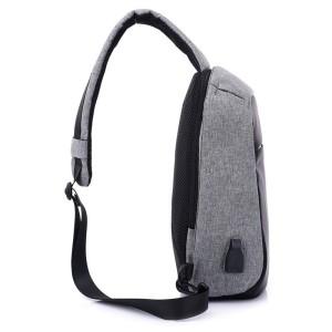 Medoodi Anti-Theft Mini Backpack - Grey