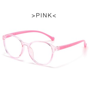 Blue Ray Glasses - Tickle Me Pink