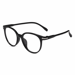 Blue Ray Glasses - Bright Black