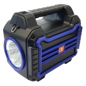 T-719A Solar Light/Speaker/FM Radio/Blutooth 5.0