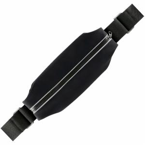 Volkano Active Strap Series Running Belt - Black