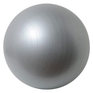 Volkano Active 65cm Anti Burst Gym Ball - Gunmetal Grey