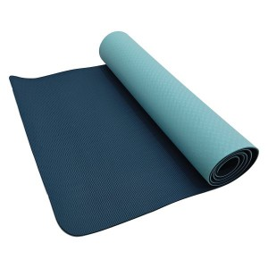 Volkano Active Non Slip TPE Yoga Mat- Mint