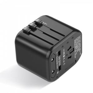 Moxom MX-HC24 Universal Travel Charging Adapter
