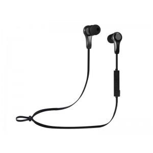 Amplify Blues Bluetooth Earphones - Solid Black