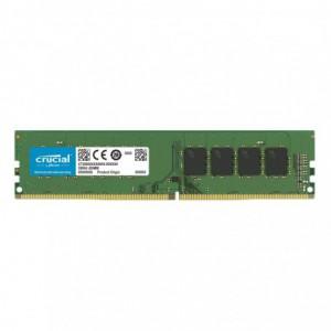 Crucial 8GB DDR4 2666MHz Desktop Memory – Green