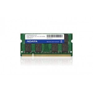 ADATA 2GB DDR2 800 SO-DIMM Single Tray