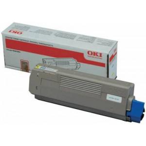 OKI C532/ C542/ MC573 Yellow Toner Cartridge
