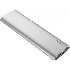 Netac Z-Slim Series 250GB USB 3.2 Type-C Aluminium External SSD
