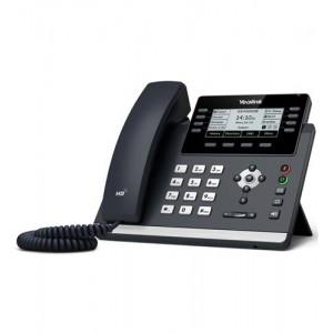 Yealink T43U 12-Line Gigabit IP Phone