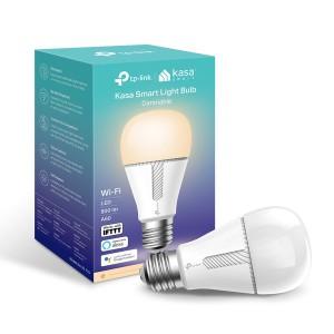 TP-Link WiFi Kasa Smart LED Bulb 800lm - 2700k