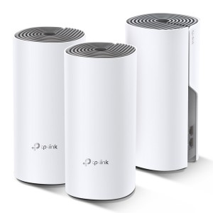 TP-Link Deco E4 3 Pack - AC1200 Whole-Home WiFi System