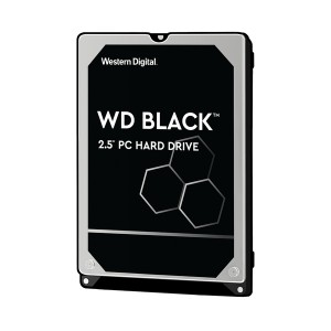 WD Black 1TB 2.5 inch 7200 RPM 64MB Internal Hard Drive