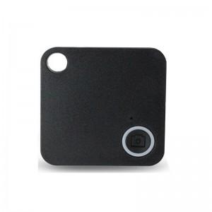 Mini Mate GPS Bluetooth Tracker Key Finder Locator Anti-Lost Device Tracker - Black
