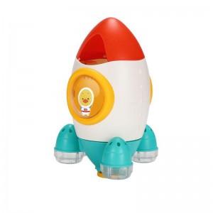 Toddler Rocket Bath Toy