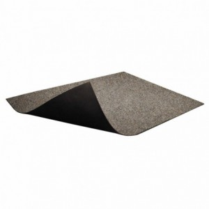 Floor Protector Ribbed Non-Slip 1200 x 850 x 5.5mm Spice